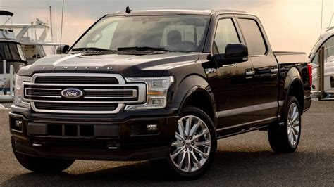 2019 ford f 150 limited most expensive 2019 ford f 150 limited could cost 72k