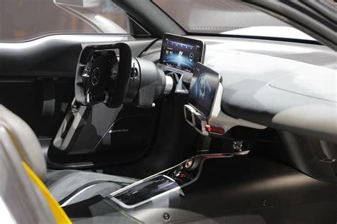 mercedes projet one la f1 de route pilote de course