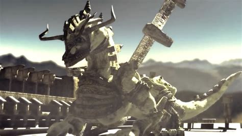 The Shadow Of The shadow of the colossus 2 trailer 2017
