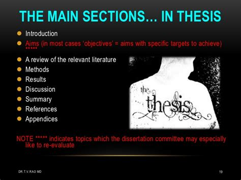 Sections Of A Psychology Thesis by Writing A Psychology Thesis Discussion 187 Writing In