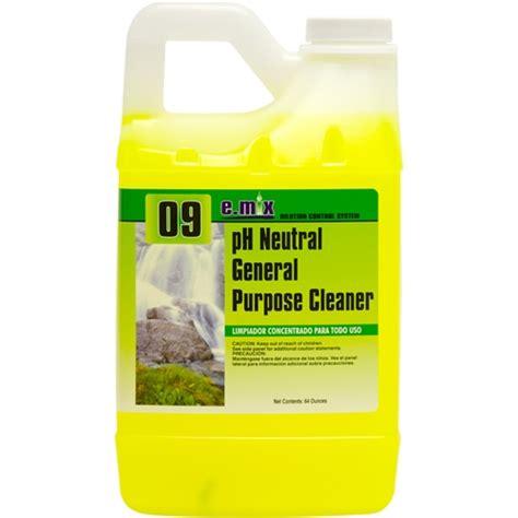 ph neutral general purpose cleaner