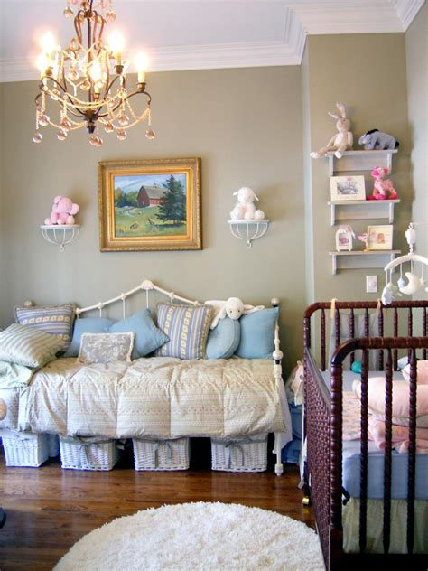 How To Decorate A Nursery Nursery Decorating Ideas Hgtv