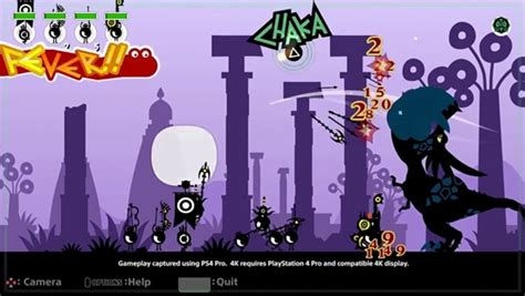 Ps4 Patapon Remastered Region 3 review patapon remastered le test ps4