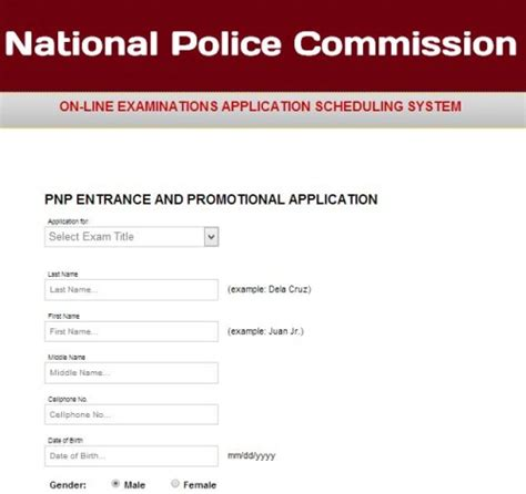 Confirmation Letter Napolcom Napolcom Application System Oleass Re Opens Sept 19 2013