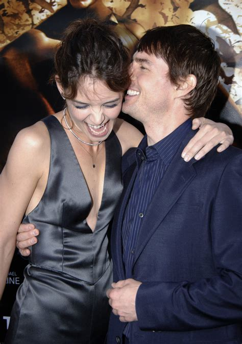 tom cruise gets married katie holmes the women who married tom cruise popsugar