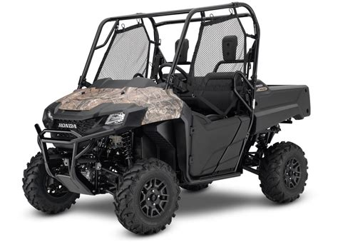 2019 Honda Pioneer by 2019 Honda Atv And Side By Side Lineup Preview Atv