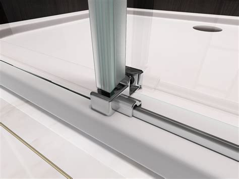 come montare cabina doccia cabina doccia 8mm box doccia cristallo anta fissa e porta