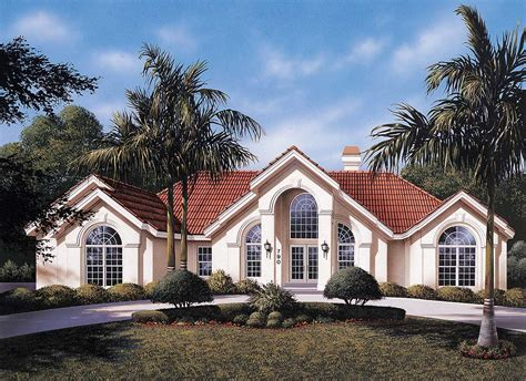 home design blueprints atrium ranch home plan 57030ha architectural designs house plans
