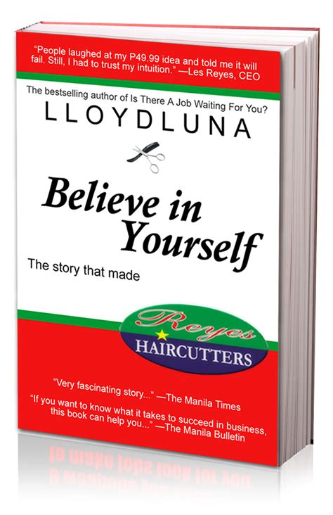 the haircutter a novel books believe in yourself the best motivational