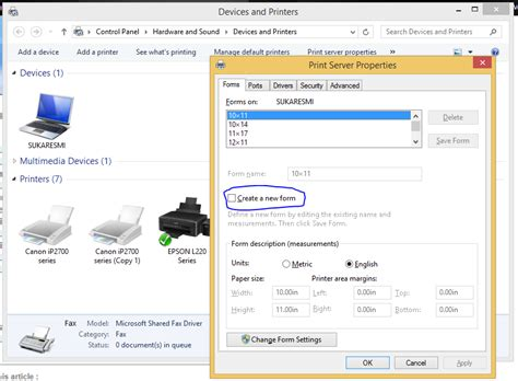Printer Bisa Fotocopy F4 cara mengatur ukuran kertas f4 dengan atau tanpa driver
