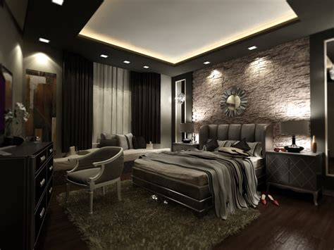 Dark Bedroom Colors - design your own egyptian style bedroom