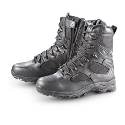 emt boots x 8 quot tactical security emt zip duty work