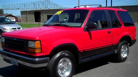 how to learn everything about cars 1993 ford econoline e150 head up display 1993 ford explorer sold youtube