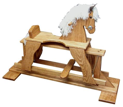 pattern for wood glider wooden glider horse plans how to build a storage bed