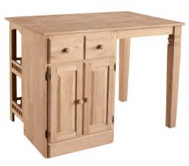 unfinished kitchen island with seating unfinished kitchen island 48 x 32 x 36 quot h built wwwc8b