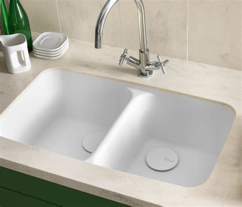 Corian Sinks Uk smooth 850 integrated corian sink uk worktops direct