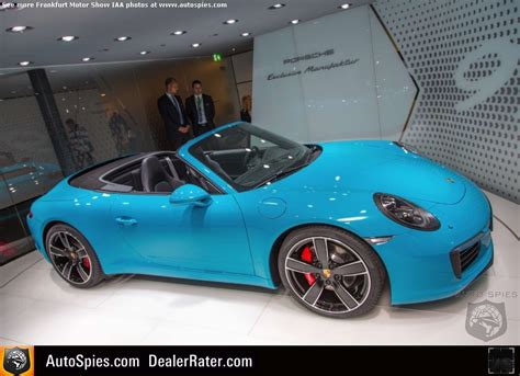 miami blue porsche boxster iaa awesome or awful how do you like the porsche 911 in