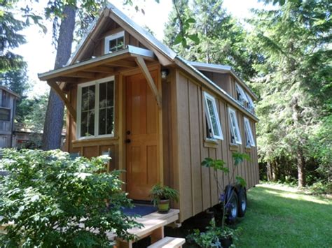 tiny house on wheels companies ynez tiny house on wheels by oregon cottage company