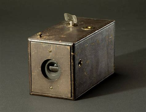 when was first camera invented george eastman kodakery