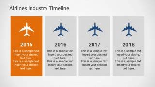airline powerpoint templates airlines industry powerpoint template slidemodel