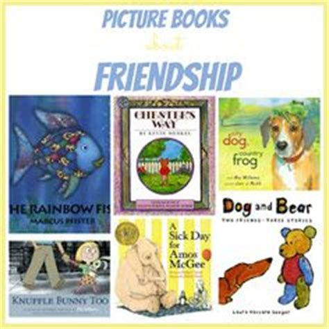 picture books for kindergarten 1000 images about pre k friendship on