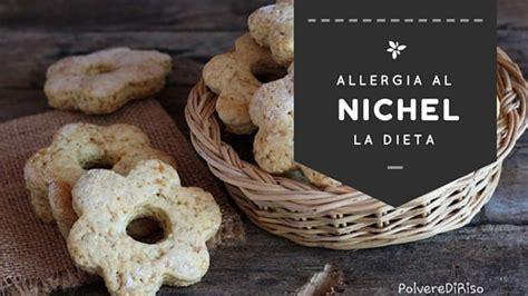 allergia alimentare nichel home page polvere di riso