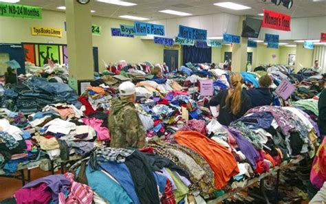 Free Clothing Giveaways - free clothing giveaway set at hope christian fellowship fauquier now news