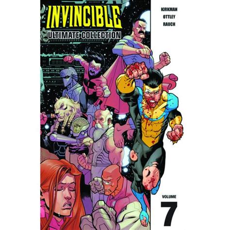 invincible ultimate hardcover volume 7 invincible issues
