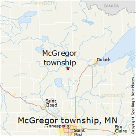 best places to live in mcgregor township minnesota
