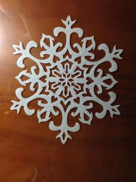 paper cutting   snowflake  cheshire kalix  deviantart