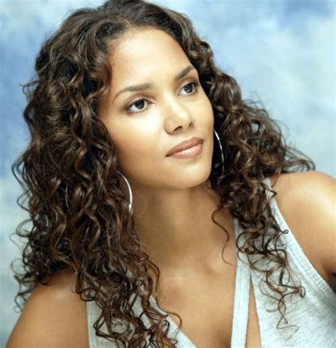 hale hairstyles halle berry haircuts hair pixie curly