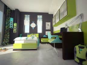 good Black Light Room Decorating Ideas #5: bedroom-astounding-teenage-black-and-lime-bedroom-decoration-using-black-and-green-bedroom-wall-paint-including-single-light-green-kid-bed-frame-and-black-and-green-kid-study-table-foxy-images-of-lime.jpg