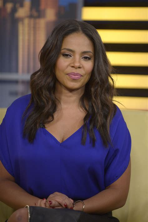 sanaa lathan sanaa lathan at day new york in new york 09 10 2015