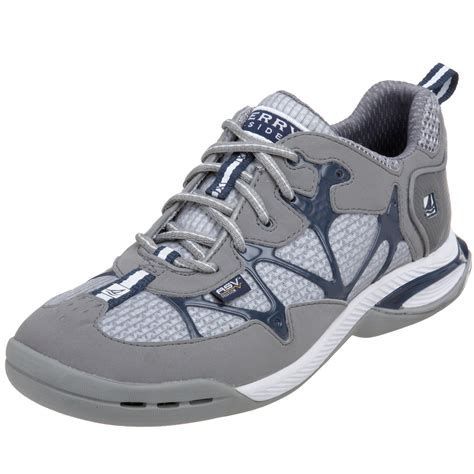 sperry sneakers mens sperry top sider mens asv athletic boating sneaker in gray