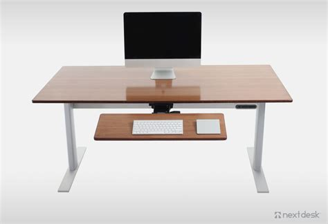 ergonomic desk the setup makes the difference why this ergonomic desk is