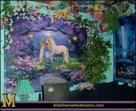 Unicorn Wall Mural decorating theme bedrooms maries manor unicorn wall murals