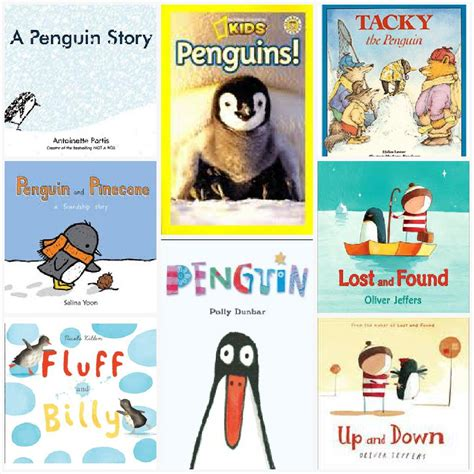 penguin picture books book penguin stories boy