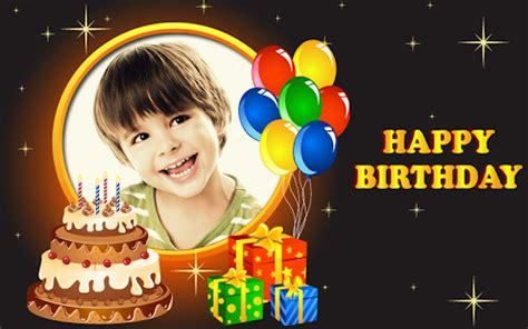 happy birthday album design birthday photo frames android apps on google play