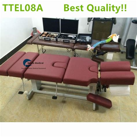 best portable chiropractic table manual chiropractic tables portable and stationary