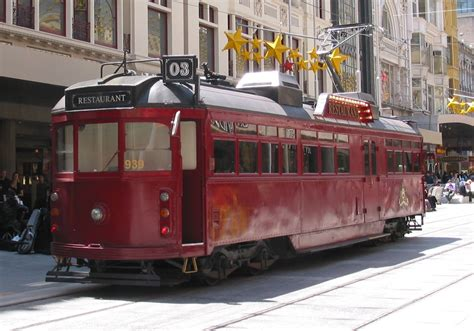 Trams Kitchen by Colonial Tramcar Restaurant