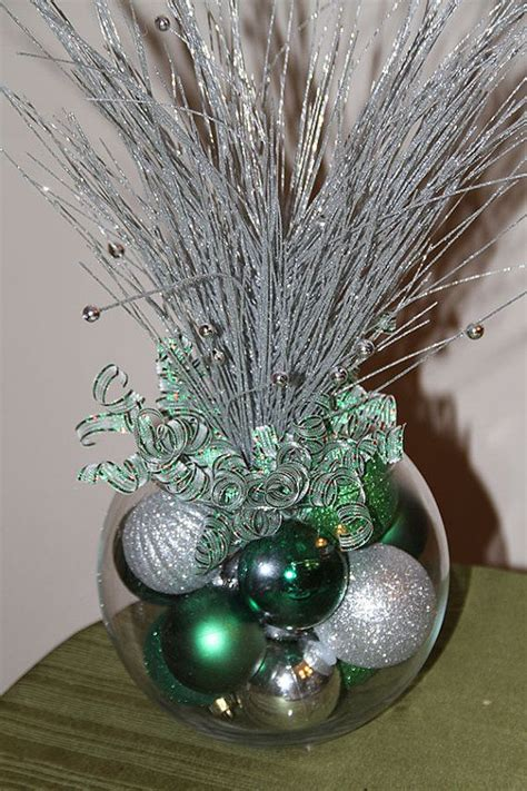 green silver for christmas best 25 vases ideas on diy vases diy jar ideas and