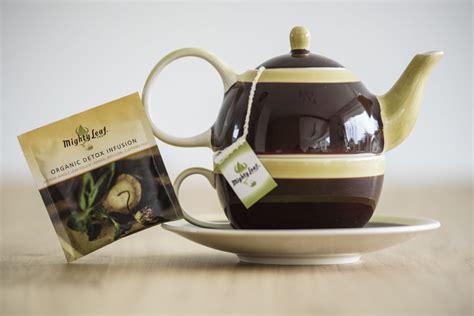 Mighty Leaf Organic Detox Tea Ingredients by Mighty Leaf Tea Organic Detox Infusion 20st L Heritage