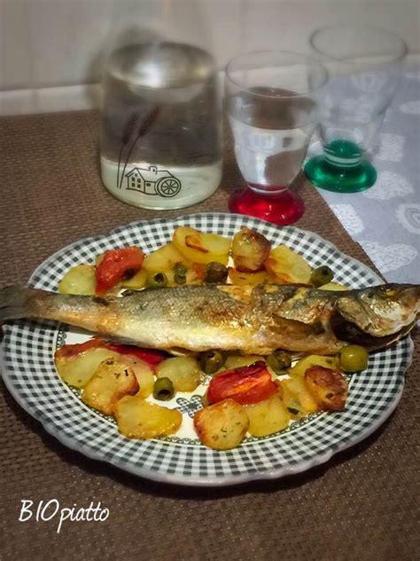 mille modi per cucinare le patate spigole alla partenopea al forno con patate il pesce si