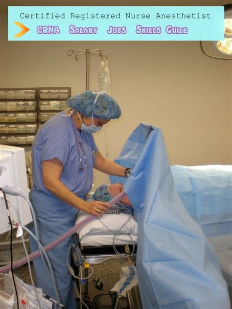 Crna Description by Certified Registered Anesthetist Salary Career And Description Anesthetist