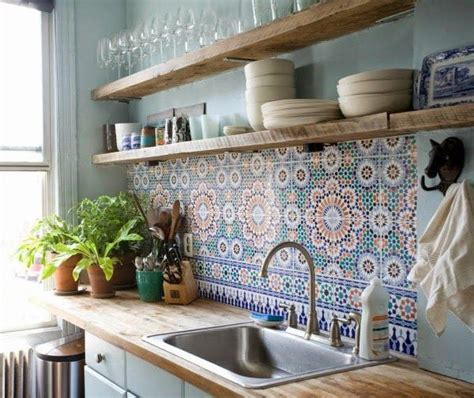 moroccan tile kitchen design ideas 25 best ideas about moroccan kitchen on pinterest