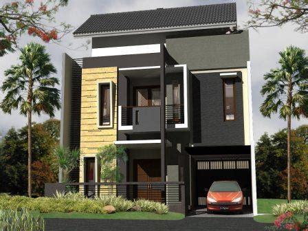 model rumah minimalis terbaru ada dua type kumpulan model rumah minimalis