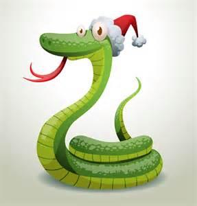 snake new year new year snake 2013 design vector set 02 vector animal