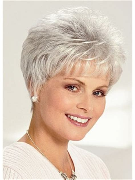 hairstyles for women over 60with small head 2015 newest women short grey wig old ladies wigs online p4