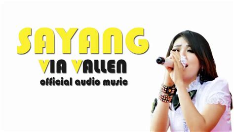 Cd Album Via Vallen Sayang 2017 via vallen album sayang terbaru free kolam lagu mp3