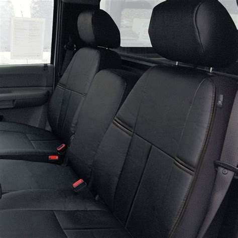 custom chevy truck seat covers custom chevy silverado leatherette seat covers set
